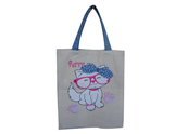 Canvas promotion shopping bag CV130801