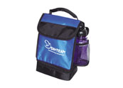 Waterproof cooler with bottle mesh pocket CLB090817
