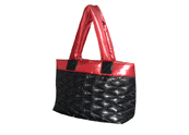 Taffeta Woman Lady Tote Bag Handbag TB101006