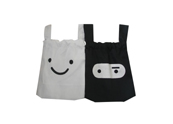 Lady  with smile shopping bag  TB111004