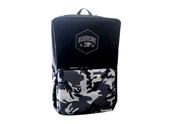 Navy camouflage pattern 600D coated with PU backpack BP130723