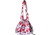 Drawstring Colorful Beach Bag  TB120413