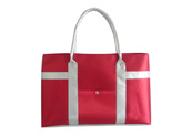 Satin Bag with Side Pocket Beach Tote Bag TB111016