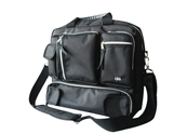 1680D dilly polyester +210D lining laptop bag SD130523