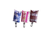 Promotional Bag Foldable Bag with Key Chain FLB130651