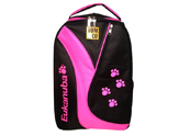 Prink Printed Polyester 600D Backpack with Zipper Pocket  BP110110