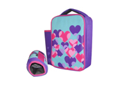 Printed 600d lunch box CLB111202