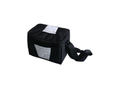 Black and white 1680D combinated cooler bag CLB131021
