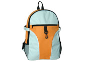 Daily use backpack with two side mesh pockets &main laptop compartment BP090862