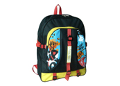 Colourful printed mulifunctions  backpack sports bag ST121047