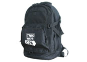 Multi pockets backpack with laptop compartment BP120515