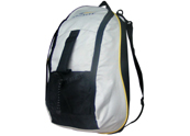 Black and gray 600D oxford good quality sports bag backpack ST120730