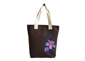 Canvas shopping bag CV120915