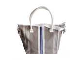 Tarpulin beach bag TB140512