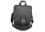 Multi-functional laptop backpack/shoulder bag SD090883