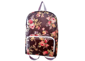Laminated Cotton Backpack BP160120