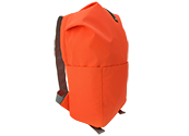 Urban fashion hot orange color backpack BP590
